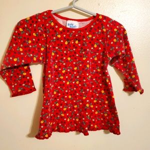 Vintage Baby B'Gosh | Apple Dress